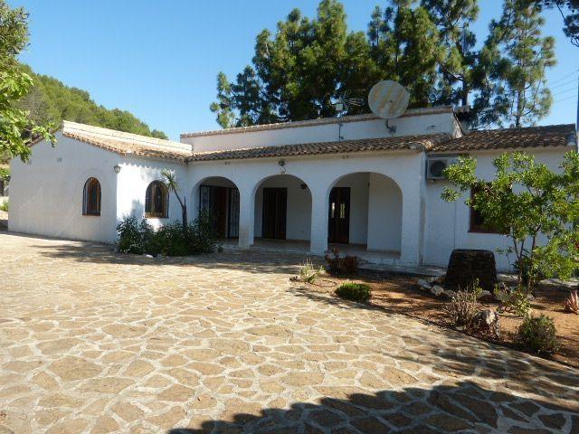 Villa de Lujo en Calpe / Calp