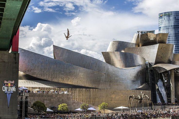 Red Bull Cliff Diving: Bilbao, España 2015