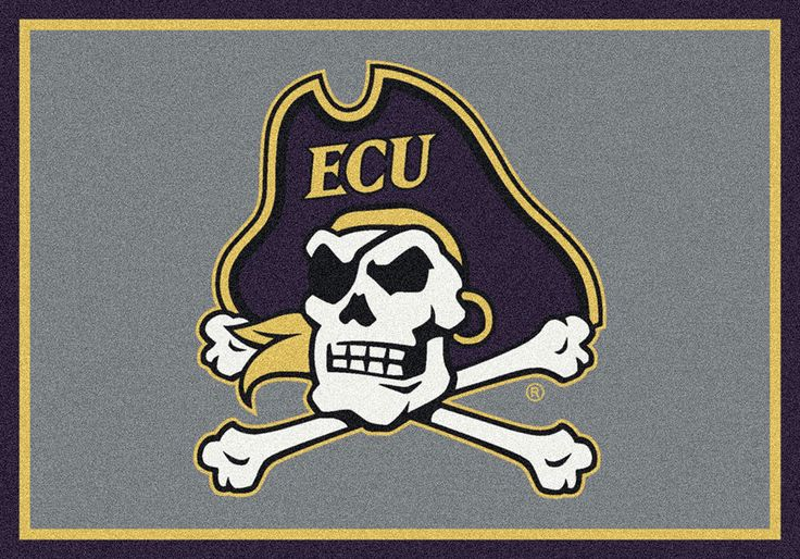 East Carolina Rug University Team Spirit