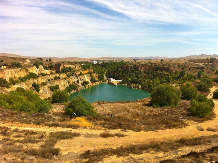 Monster Mine in Burra, South Australia