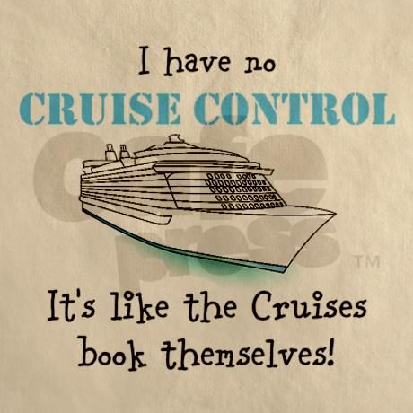 Love this Cruise Control Cinch Sack on CafePress.com