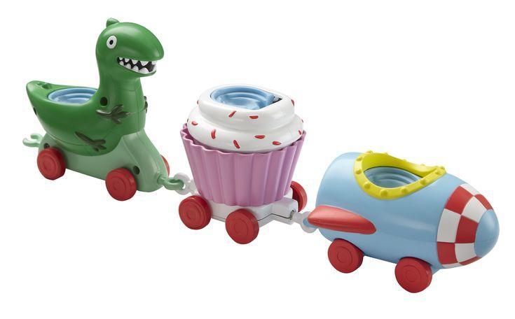 Peppa Pig - Theme Park Train Ride Peppa Pig - Theme Park Train Ride http://www.comparestoreprices.co.uk/childs-toys/peppa-pig--theme-park-train-ride.asp