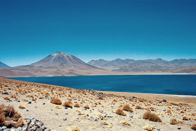 Atacama Desert, South America who knew a desert could look this gorgeous