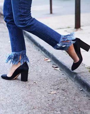 Básico renovado! Conheça o truque de styling que vai renovar sua calça jeans