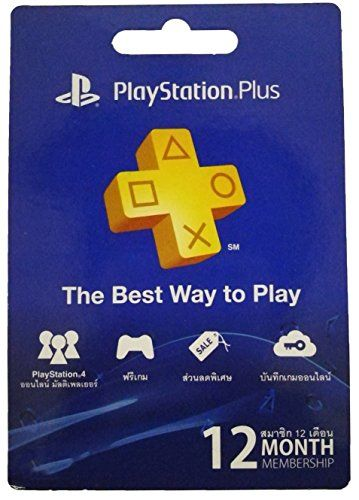 12 Month PlayStation Plus Membership Zone 3  PS3 PS4 PS Vita Digital Code >>> Want additional info? Click on the image.