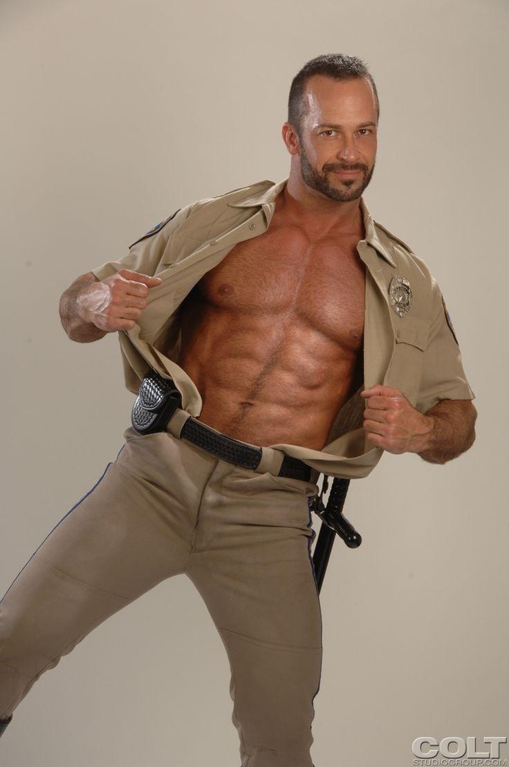 Sexy officer porn-5725