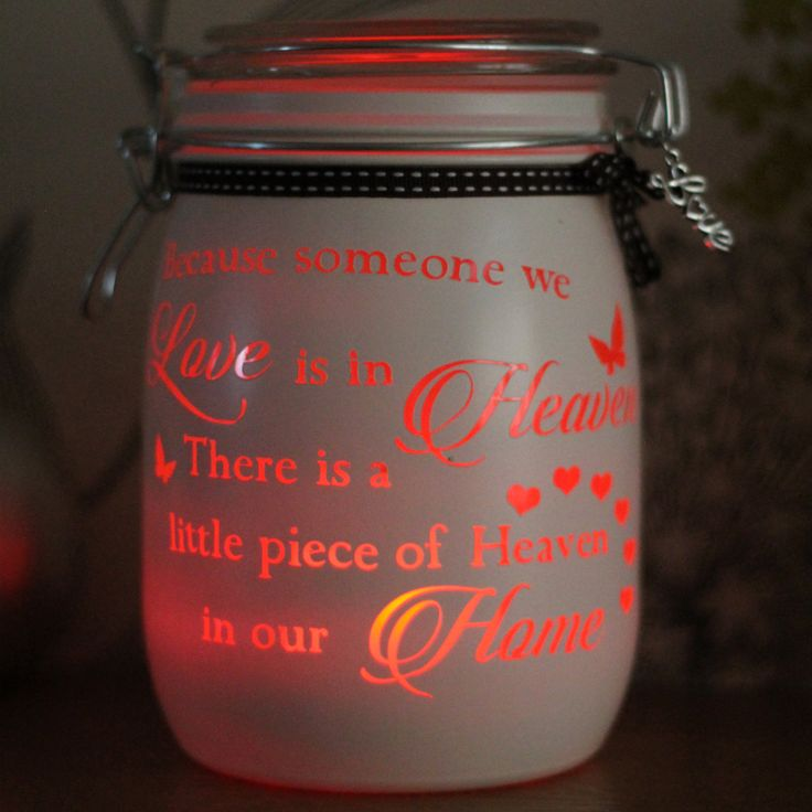 Our Love-Lite jars provide a real wow factor and are a definite talking point. Our jars are painted with high quality glass specific paint with the design clear to let the light flood out. Designed to look amazing in the daytime with its striking look and especially when it goes darker as the design really looks amazing with our colour changing light inside.  The jars can be personalised and are handmade with love so every single jar is slightly different. They make the perfect unique gift…