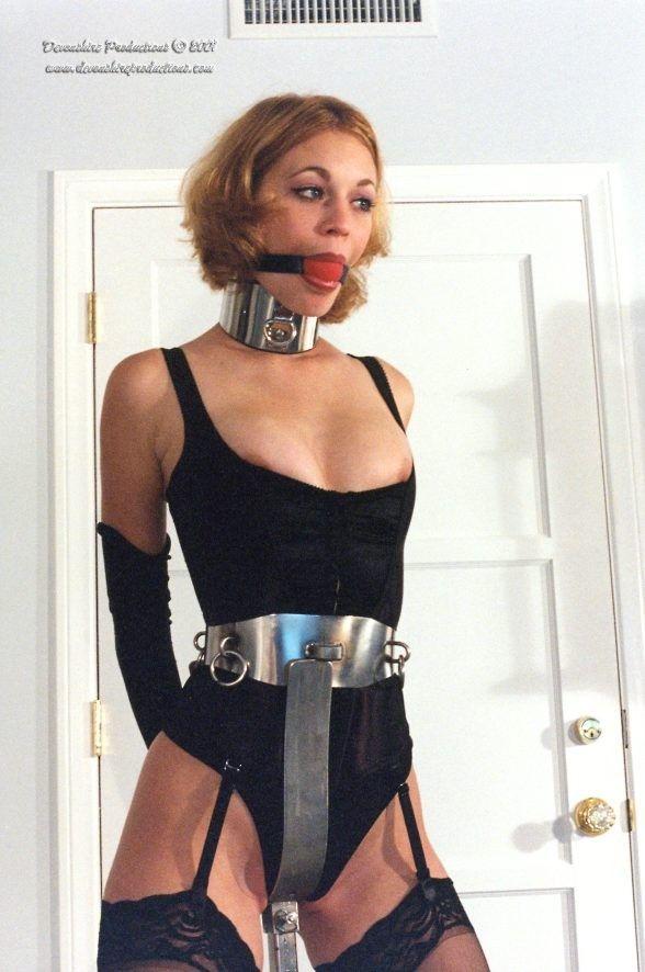 Pics freebie women chastity bondage caption