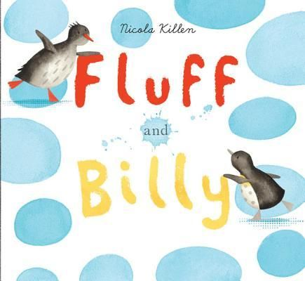 Fluff and Billy - Nicola Killen