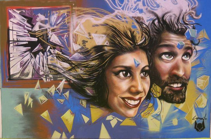 Trabalho Urban-Art by CAMILO