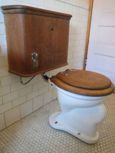 30 Best Antique Toilets Images On Pinterest Bathrooms