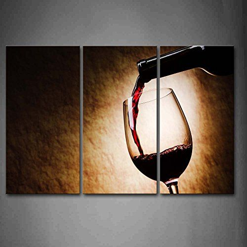 A Cup Of Wine And Wine Bottle Wall Art Painting The Picture Print On Canvas Food Pictures For Home Decor Decoration Gift Firstwallart http://www.amazon.com/dp/B00RDCHJFM/ref=cm_sw_r_pi_dp_kYH6wb1HH2A87