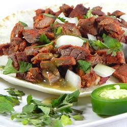 """Arrachera (Skirt Steak Taco Filling) 