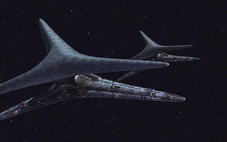 Cylon Basestars   Concept ships / sci-fi   Spaceship ...