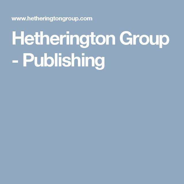 Hetherington Group - Publishing