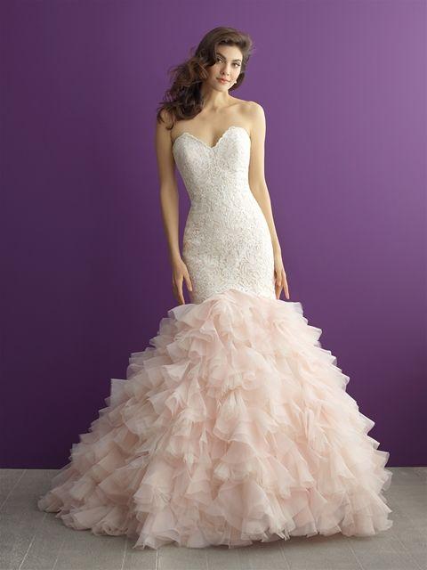 Bridal Collections Spokane, WA Allure Romance #2950