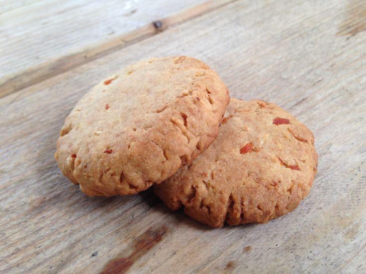 Deze speltkoekjes zijn een gezonde variant op de suikerrijke zandkoekjes. Om ze extra lekker te maken voegde ik kokos en sinaasappelrasp toe maar je [...]