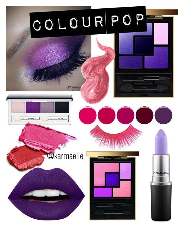 """""""Colour Pop 💜 