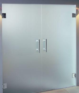 1000 Images About Frameless Glass Doors On Pinterest