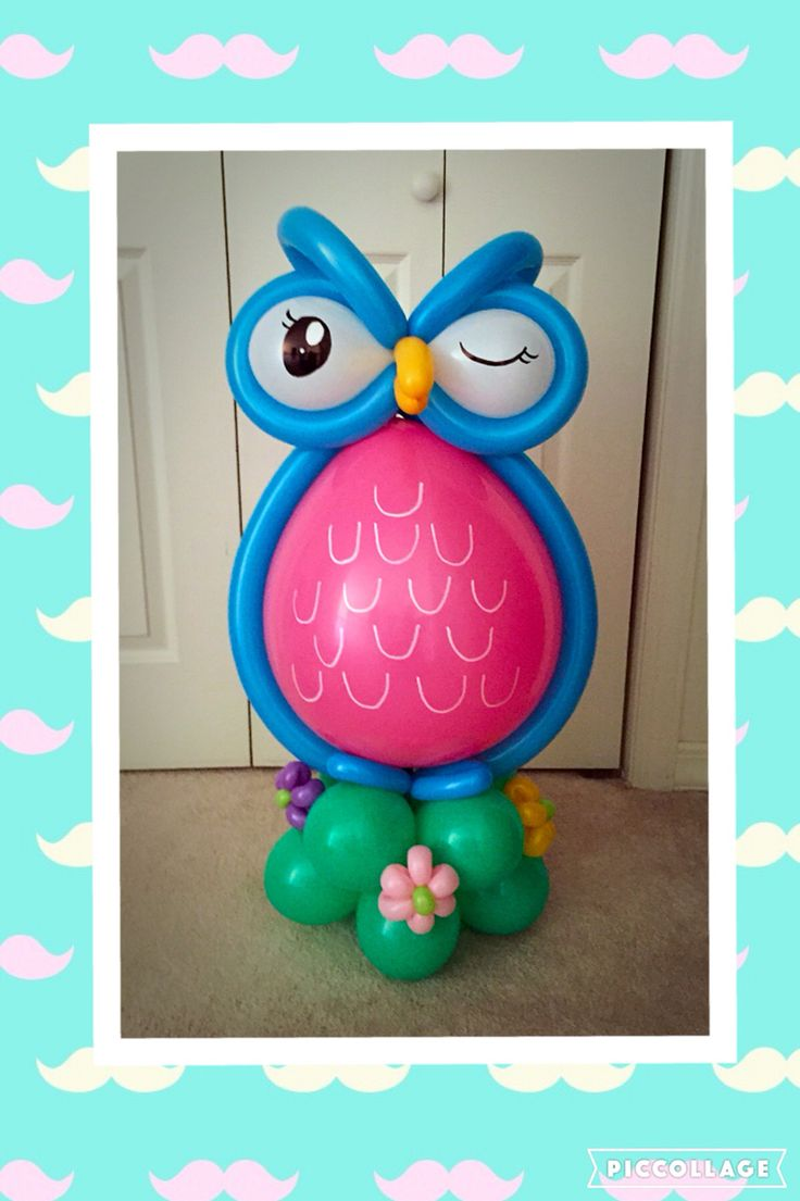 Owl Balloon Decorations 17 Best Images About Corujas Balues Festas On Pinterest Owl