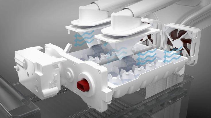 Arçelik buzdolapları için geliştirdiği buzmatik için gerçekleştirdiğimiz 3 boyutlu animasyon filmi.