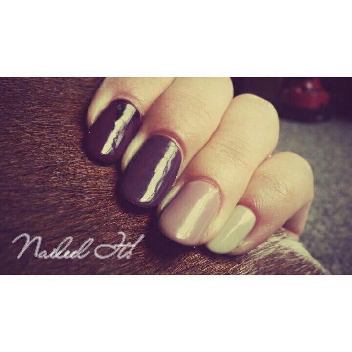 Colour palette nails
