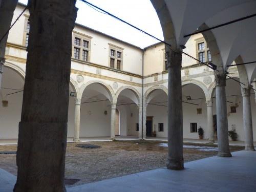 Palazzo Ducale Camerino (MC)