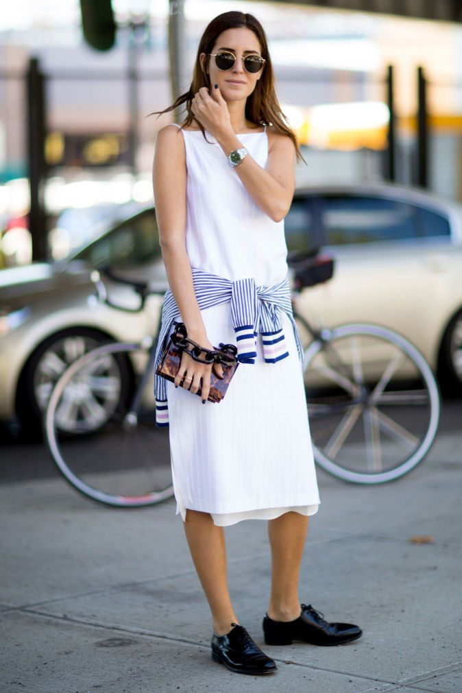 The Top 25 Street Style Looks From Fashion Month | Fashionista