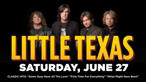 Little Texas | June 27, 2015 | Boomtown Casino & Hotel