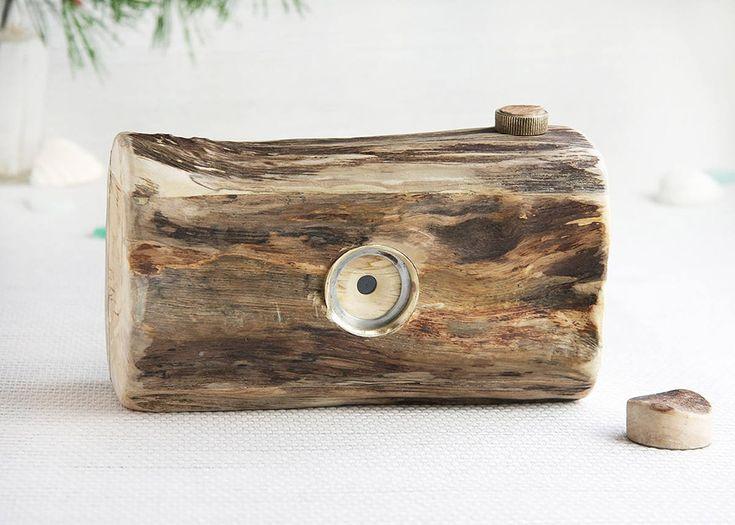 Driftwood Pinhole Cameras - The Awesomer