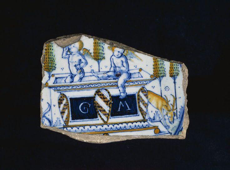 Fragment | Victoria & Albert Museum | Stemma Galeotto Malatesta
