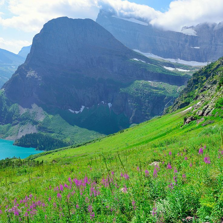 Grinnell Glacier Trail - Fitnessmagazine.com