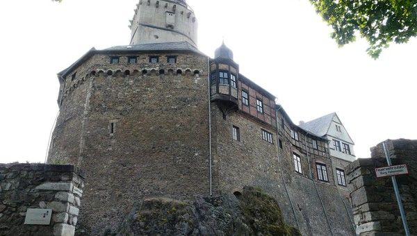 Burg Falkenstein · Schlosshotel Ballenstedt