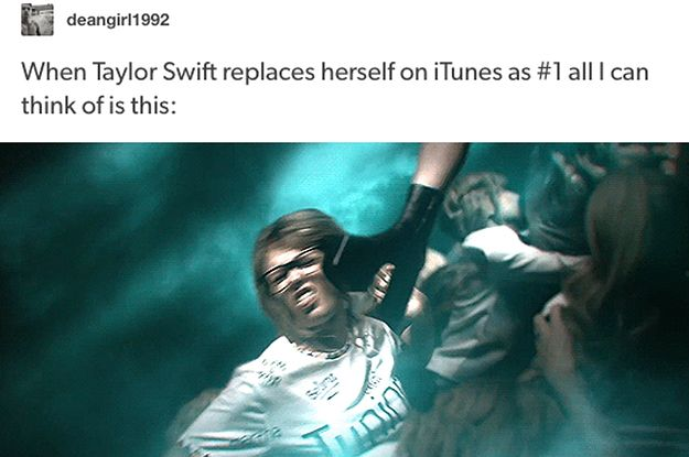 "23 Hilarious Tumblr Posts That Taylor Swift Has Liked About ""Ready For It"""