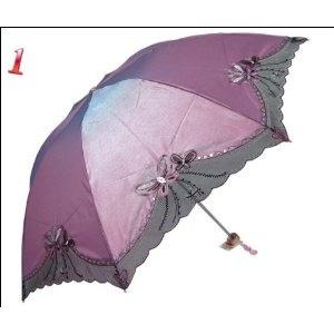 Cute umbrella.  Very dainty