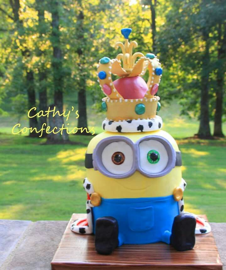 26 best Minions images on Pinterest Cake minion Minion party and