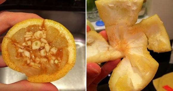 Limone, miele e aglio per prevenire l'influenza