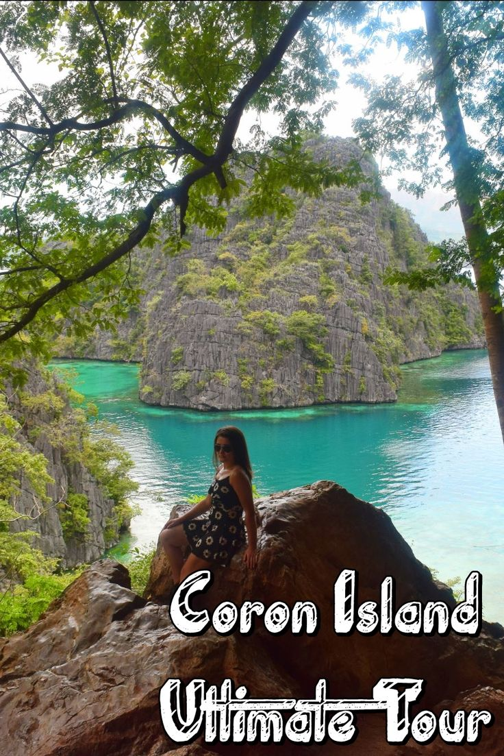 Coron Island - Ultimate Tour | Palawan | Philippines | Coron Island | Kayangan Lake | Coron Palawan |
