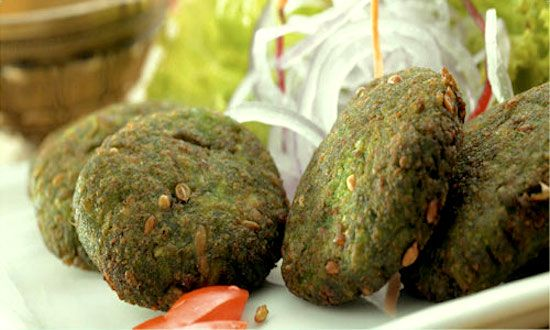 Easy Spinach Recipe: Hara Bhara Kebab/ Spinach Cakes