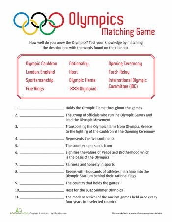 29 best images about olympic worksheets on pinterest winter olympics winter olympics 2014 and. Black Bedroom Furniture Sets. Home Design Ideas