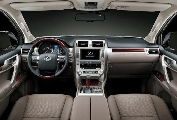 2020 Lexus Gx 460 Cabin Improvement