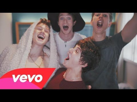 The Vamps - Cheater (Music Video)