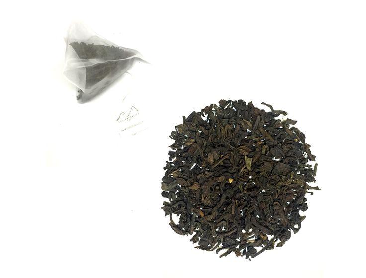 Pu  Erh - Pu Er Tea by www.collabtea.com Wedding favours, tea favours