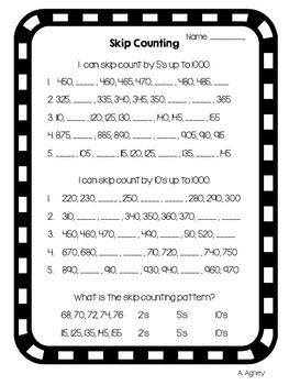 skip counting math grade 2 nbt1 4 place value skip count expanded form compare. Black Bedroom Furniture Sets. Home Design Ideas