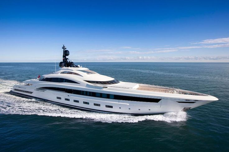 5 Largest Megayachts At The Monaco Yacht Show