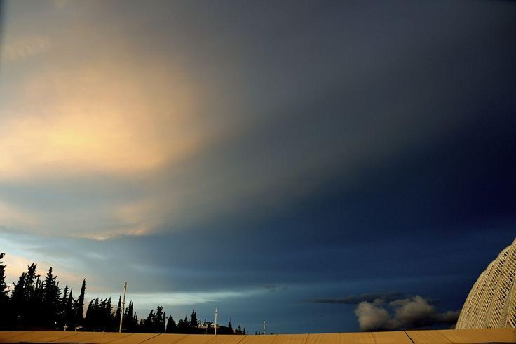 Autumn sky Photo by Menis Tselentis — National Geographic Your Shot