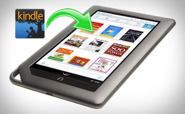 How To Read Kindle Books On Nook Nook Tablet Cool Tech Gifts