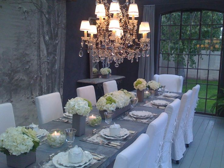 138 best Stylish Dining Room Decorating Ideas images on Pinterest ...