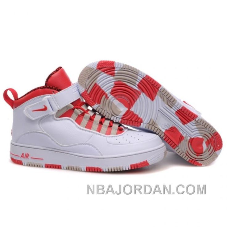 Air Jordan Retro 10 Shoes White Red