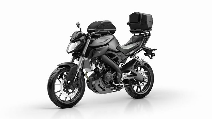 luggage systems | mt 125 | pinterest | yamaha motor, motorbikes
